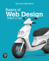 Basics of Web Design 6th Edition Cover